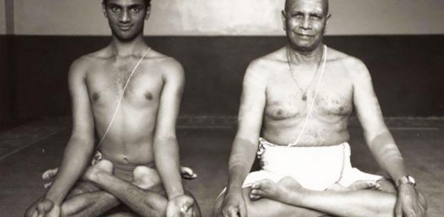 Ashtanga Yoga Tradicional