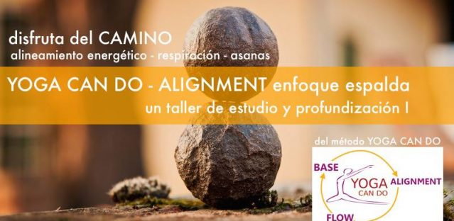 Taller de ALIGNMENT en YOGA