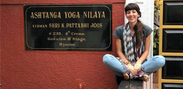 Ashtanga Yoga estilo Mysore