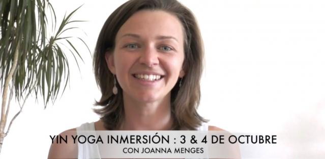 Inmersión: Fundamentos de Yin Yoga