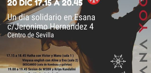 VIERNES BLANCO evento solidario