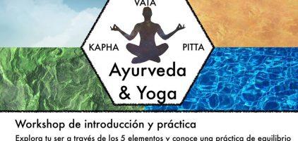 Inmersión Ayurveda&Yoga: los 5 elementos