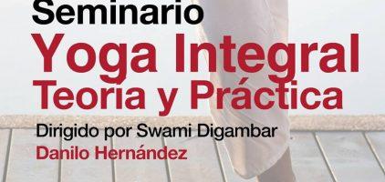 SEMINARIO DE YOGA INTEGRAL con Danilo Hernández en Sevilla
