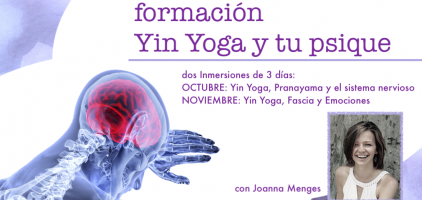 Inmersión: Yin Yoga, Pranayama y sistema nervioso